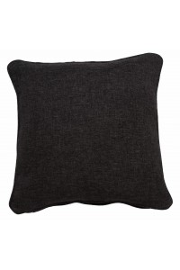 Copacabana Black Small Throw Cushion