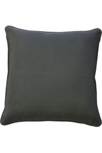 cartenza grey large outdoor throw cushion